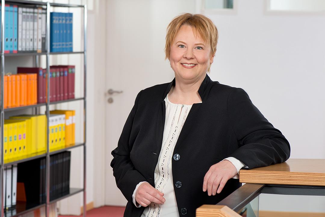 Steuerberaterin Cornelia Stumpf