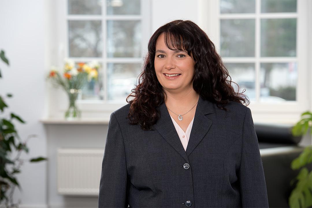 Steuerberaterin Gabriele Schnitzer