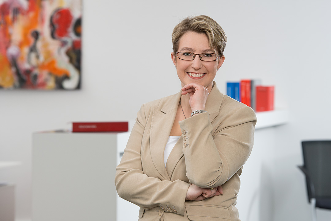 Steuerberaterin Karin Guggemos