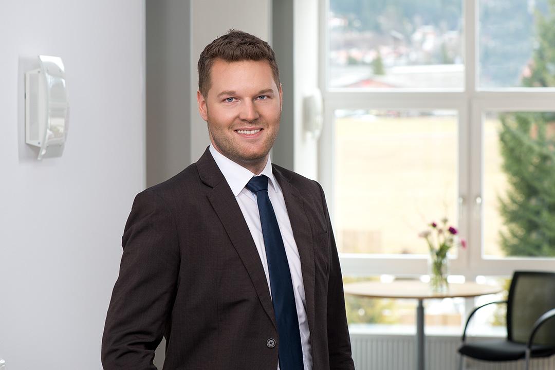 Steuerberater Philipp Gehring