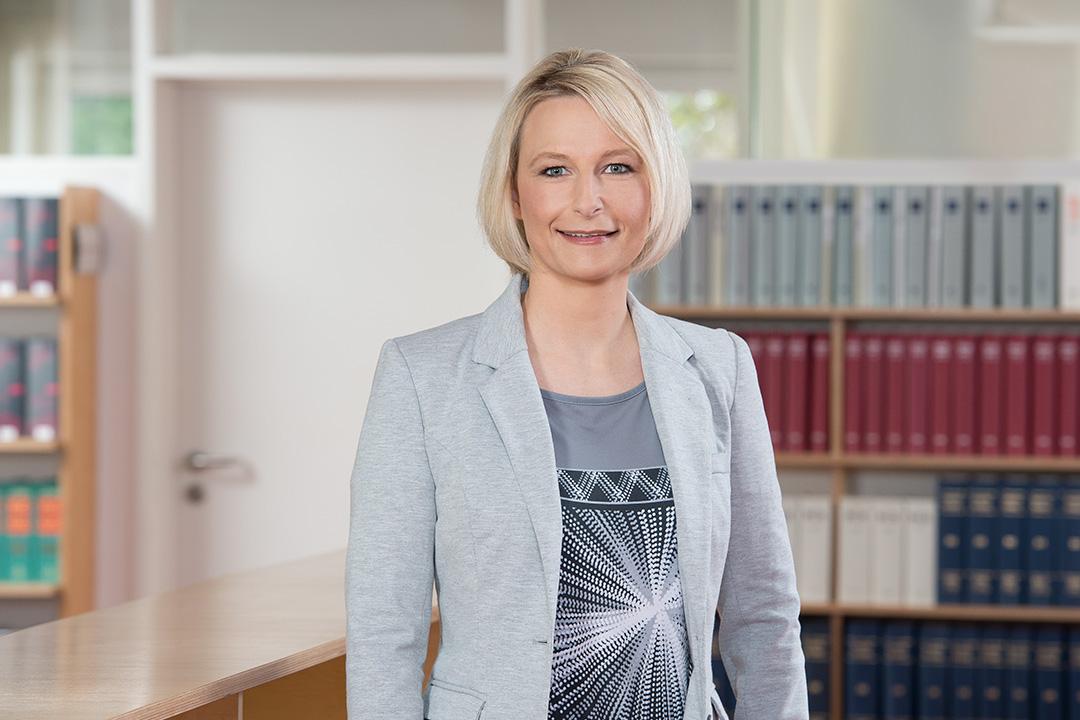 Steuerberaterin Sonja Querbach