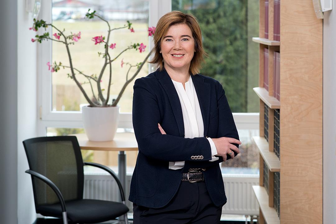 Steuerberaterin Sylvia Bilgeri