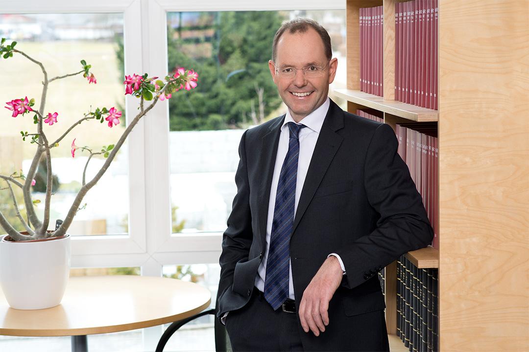 Steuerberater und Rechtsanwalt Tim-Felix Heinze
