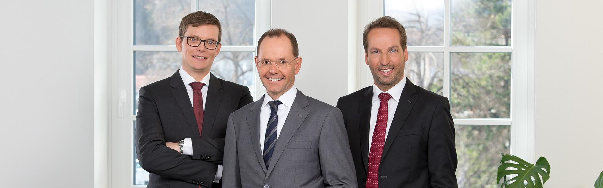 Penke Heinze Gehring - Partner